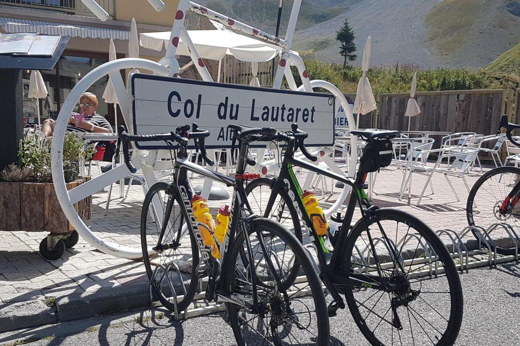 Fietsen Col de Lautaret