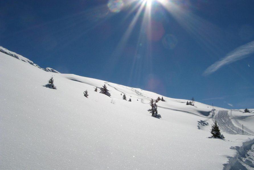 Forfait hiver: séjour au ski à la carte