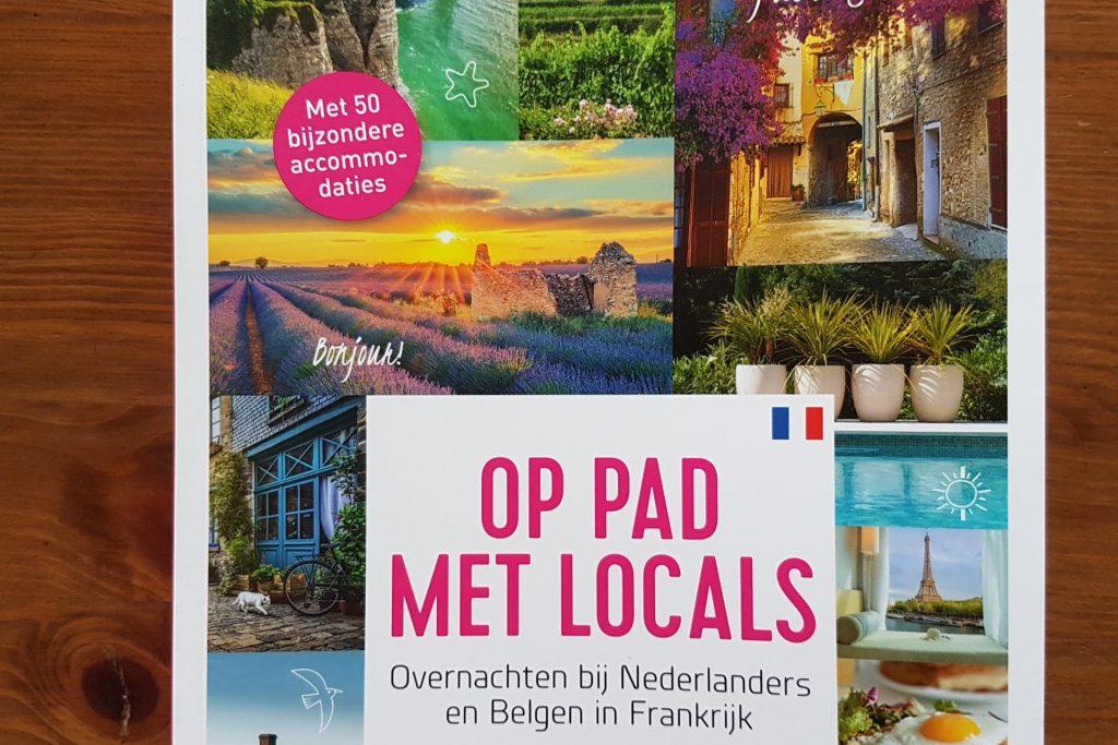 """""""Op pad met locals"""": reisgids voor Frankrijk"""