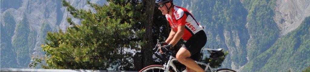 Vacances cyclistes individuelles