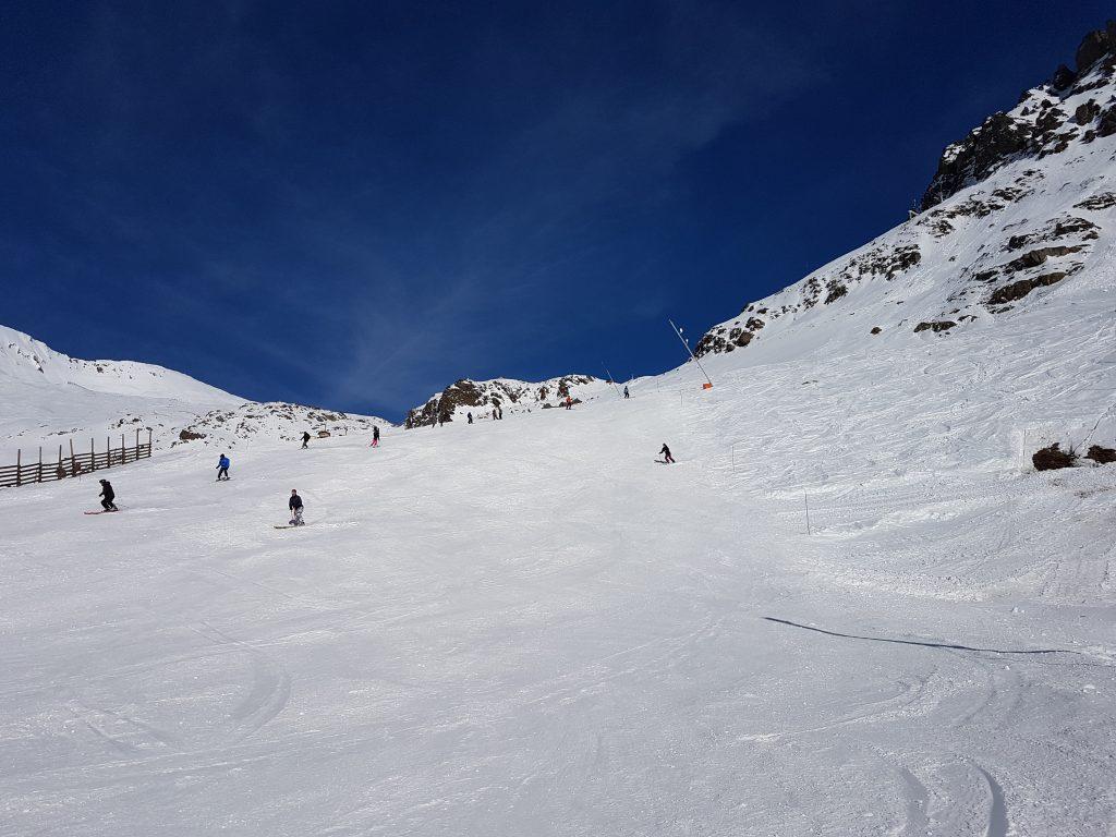 Skigebiet eröffnet!