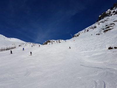 Skiområdet åbner!
