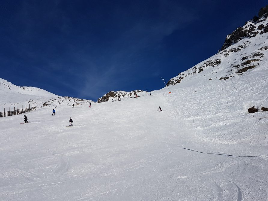 Skigebied open, maar skiliften gesloten